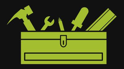 Ma boîtes à outils de développeur web